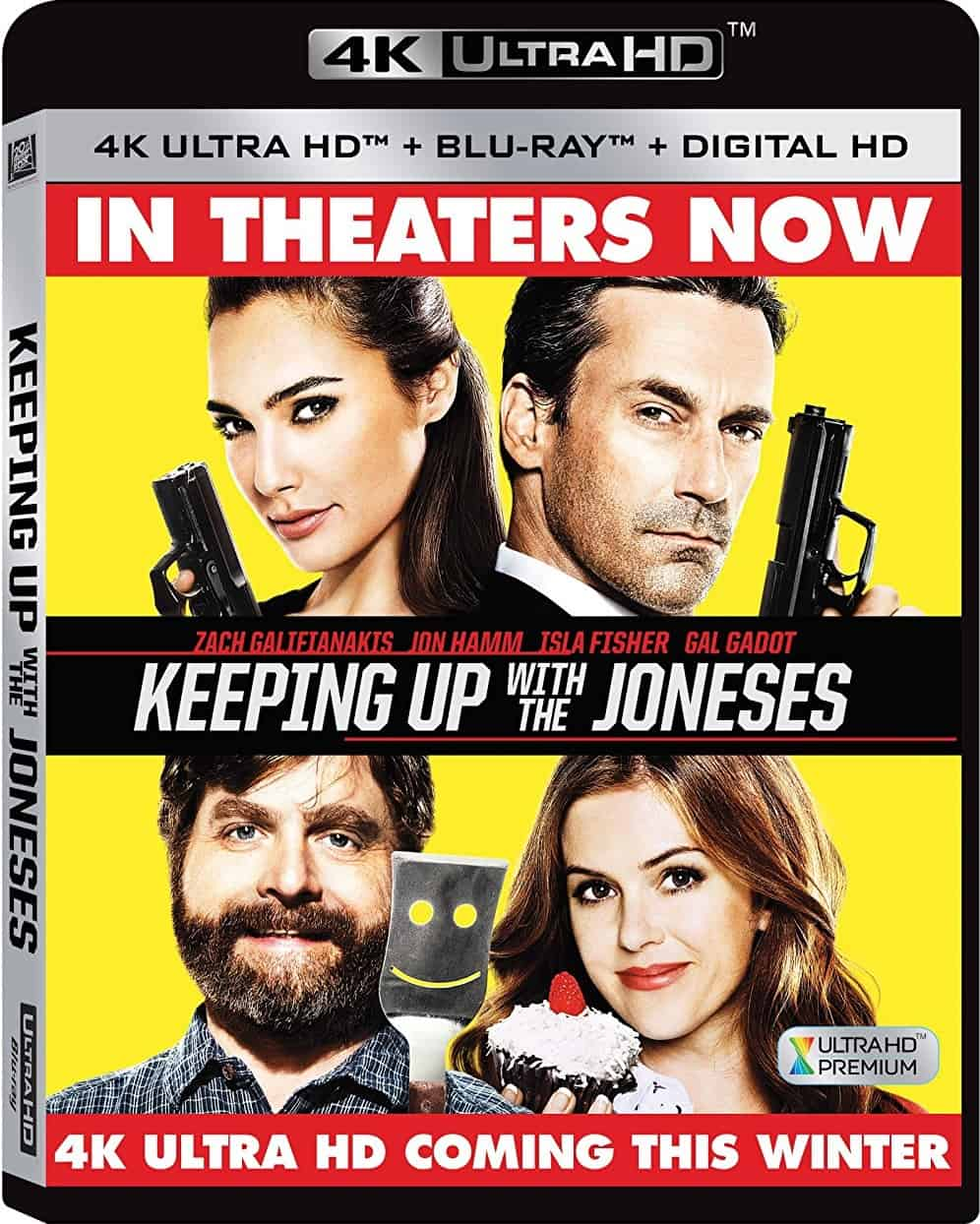 Keeping Up with the Joneses 4K RIP 2016 Ultra HD 2160p
