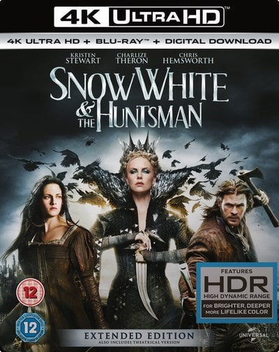 Snow White and the Huntsman 4K RIP 2012 Ultra HD 2160p