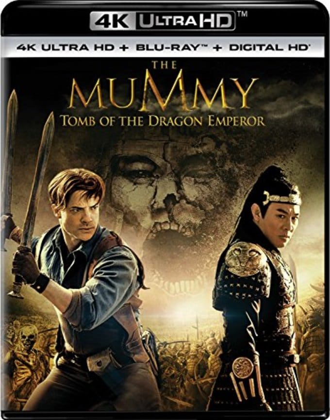 The Mummy: Tomb of the Dragon Emperor 4K HDR 2008 ltra HD 2160p