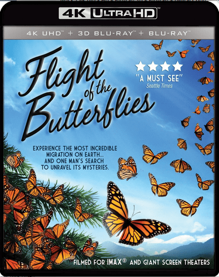 Flight of the Butterflies 4K 2012 Ultra HD Rip