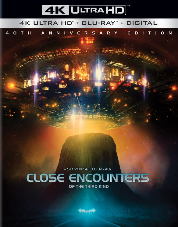 Close Encounters of the Third Kind 4K RIP HDR 1977 Ultra HD