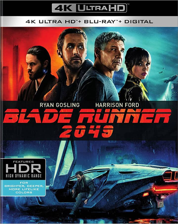 Blade Runner 2049 4K HDR 2017 Ultra HD 2160p
