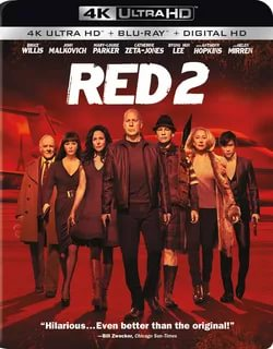 RED 2 4K HDR RIP 2013 Ultra HD 2160p