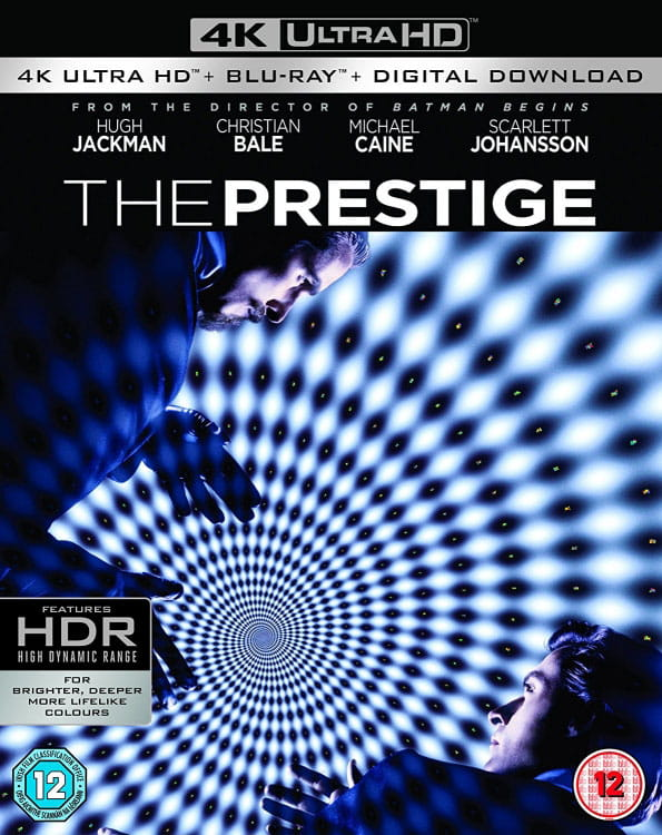 The Prestige 4K 2006 HDR Rip Ultra HD 2160p