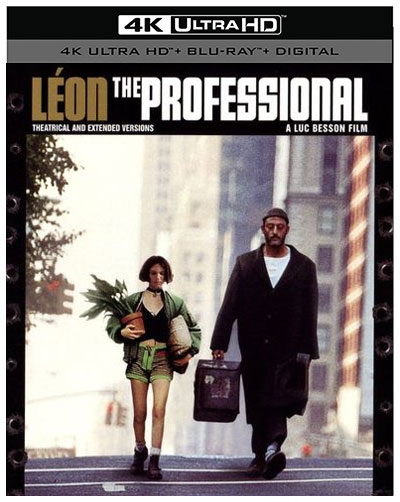 Leon The Professional 4K RIP 1994 Ultra HD 2160p