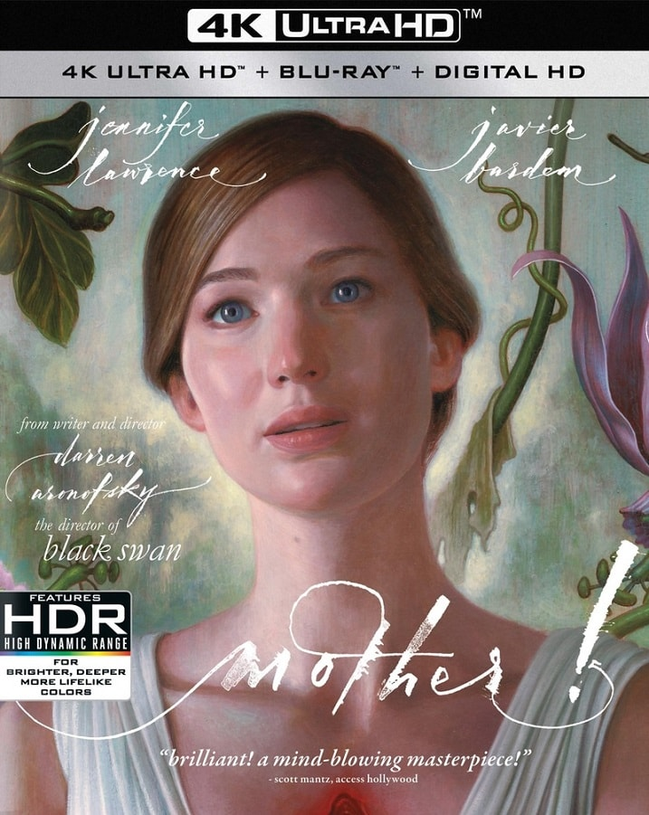 Mother 4K 2017 Ultra HD 2160p