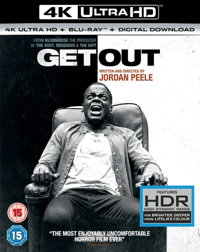 Get Out 4K RIP 2017 Ultra HD 2160p
