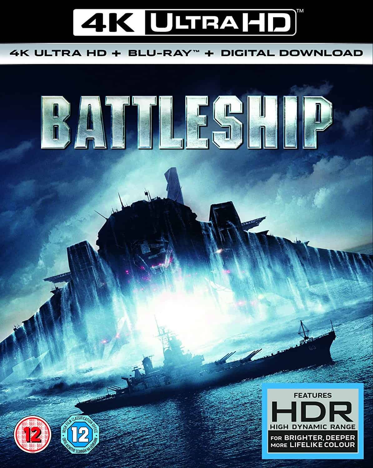 Battleship 4K HDR 2012 Ultra HD RIP 2160p