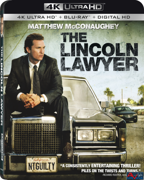 The Lincoln Lawyer 4K RIP 2011 Ultra HD 2160p