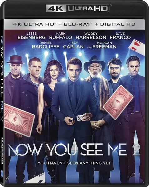 Now You See Me 4K HDR 2013 Ultra HD RIP 2160p