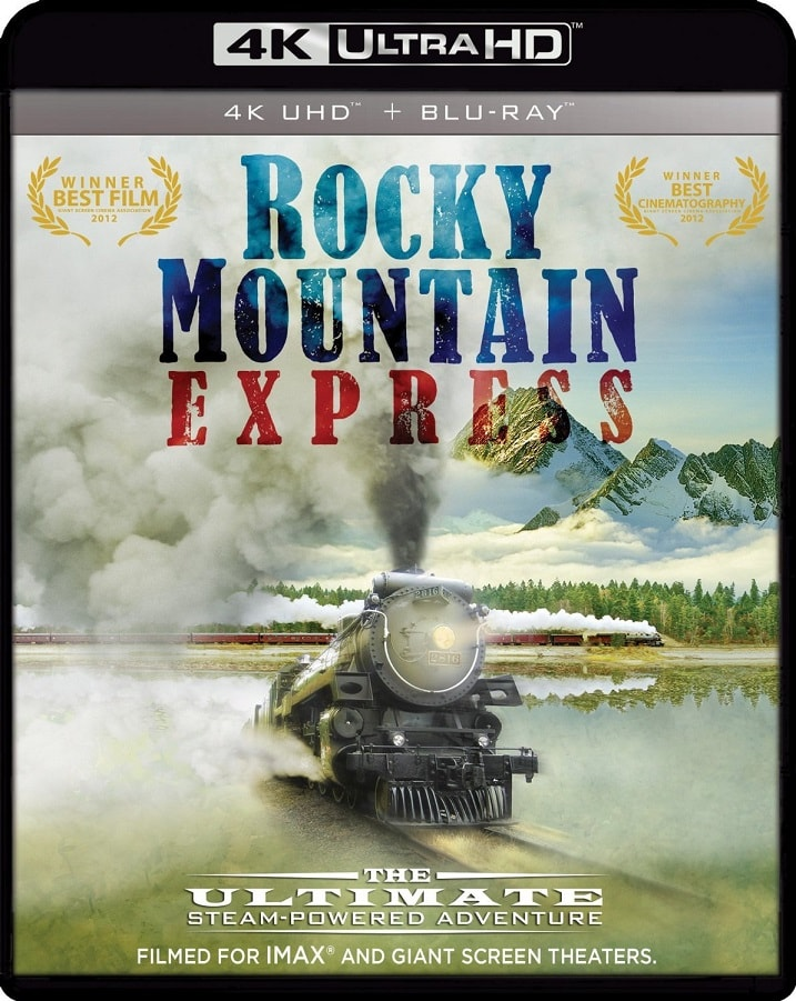 Rocky Mountain Express 4K RIP 2011 Ultra HD 2160p