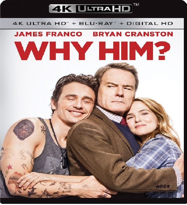 Why Him 4K HDR 2016 Ultra HD RIP 2160p