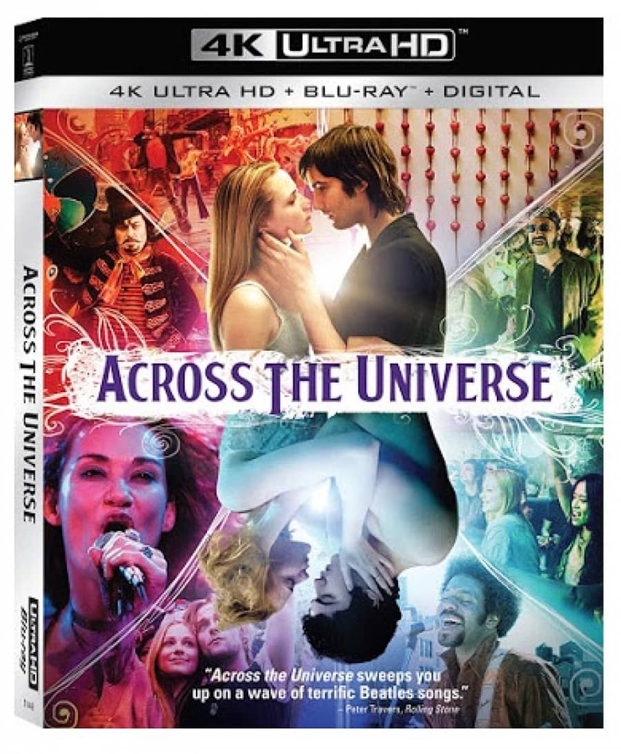Across the Universe 4K HDR 2007 Ultra HD RIP 2160p