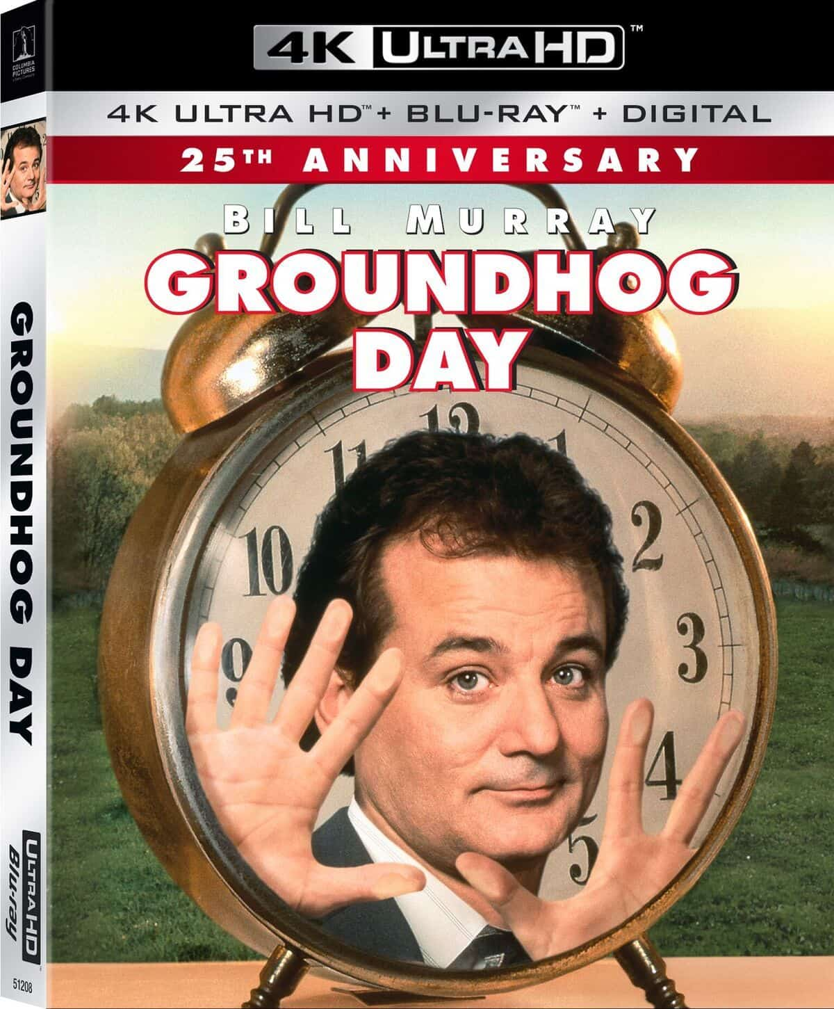Groundhog Day 4K HDR 1993 Ultra HD Rip 2160p