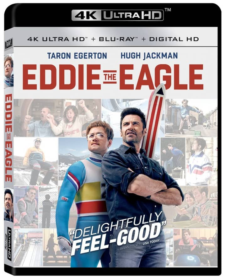 Eddie the Eagle 4K RIP 2016 Ultra HD 2160p