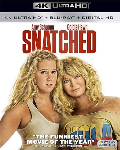 Snatched 4K HDR 2017 Ultra HD RIP 2160p