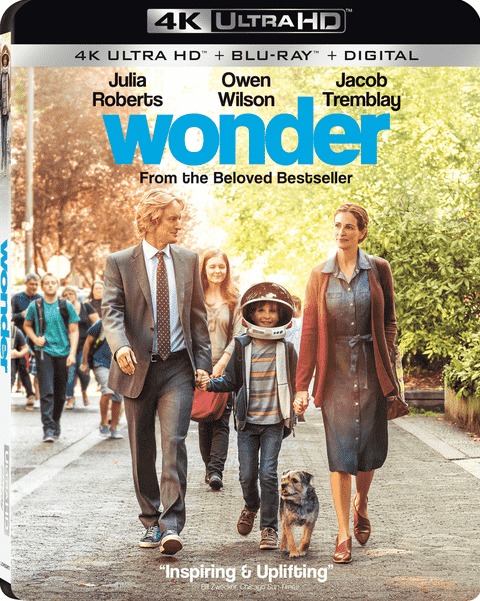 Wonder 4K HDR 2017 Ultra HD 2160p