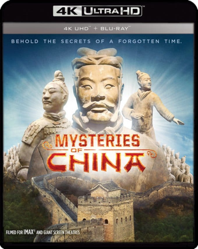 Mysteries of Ancient China 4K HDR 2016 Ultra HD 2160p