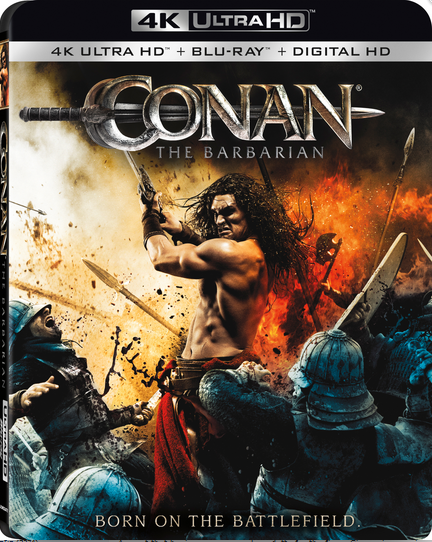 Conan the Barbarian 4K HDR 2011 Ultra HD 2160p
