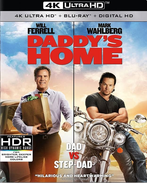 Daddys Home 4K HDR 2015 Ultra HD 2160p