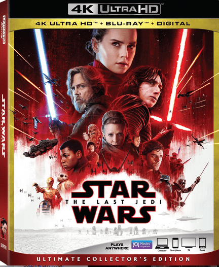 Star Wars Episode VIII - The Last Jedi 4K HDR 2017 Ultra HD 2160p