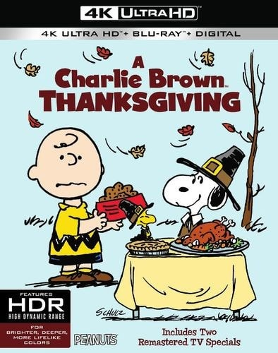 A Charlie Brown Thanksgiving 4K HDR RIP 1973 UHD 2160p