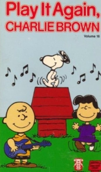 Play It Again, Charlie Brown 4K RIP HDR 1971 UHD 2160p
