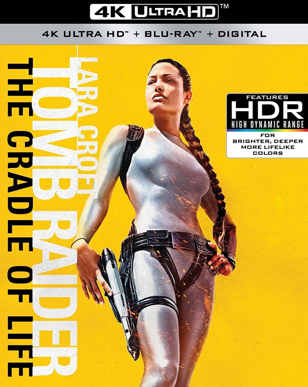 Lara Croft Tomb Raider The Cradle Of Life 4k Hdr 2003 Ultra