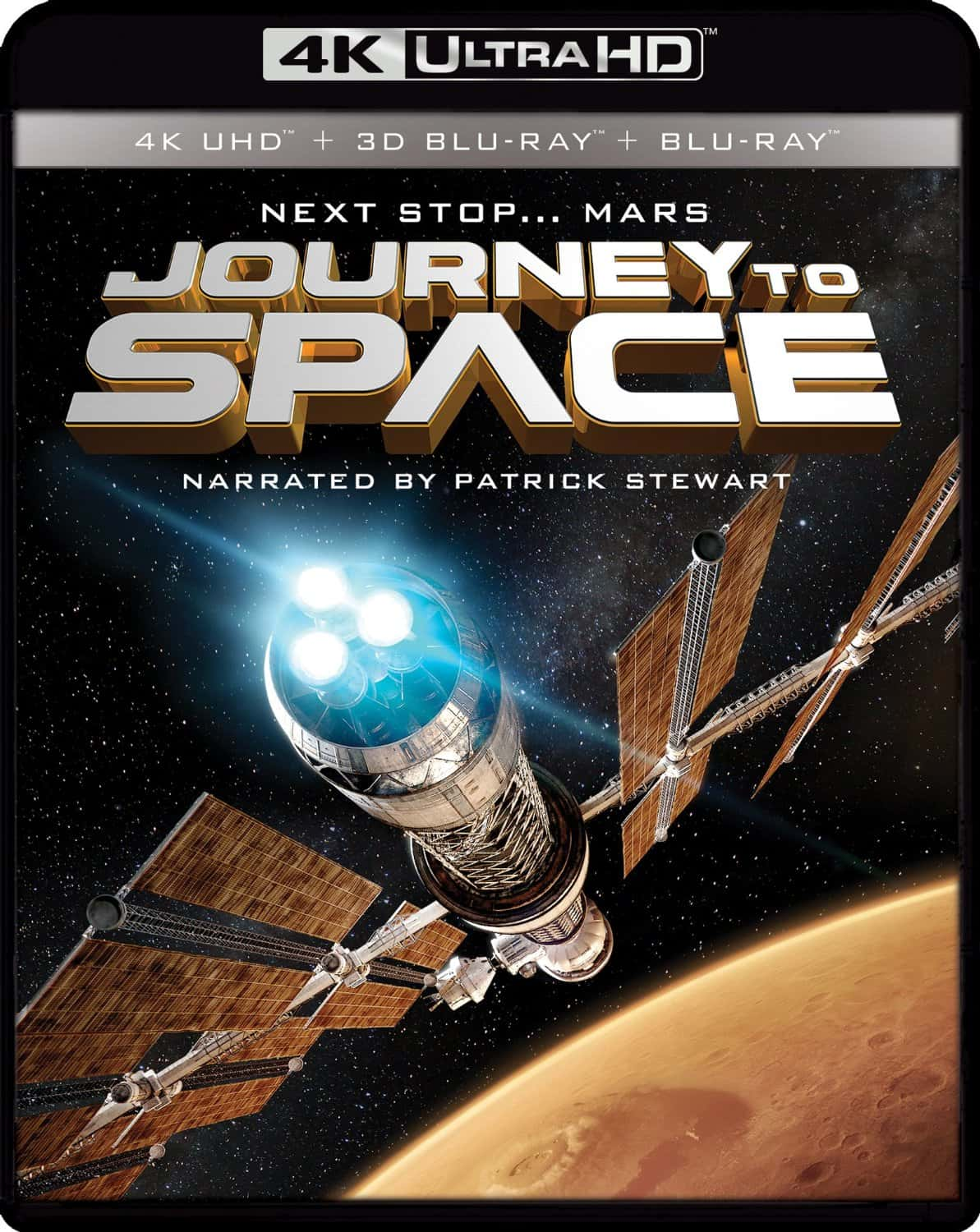 Journey to Space 4K HDR RIP 2015 UHD 2160p