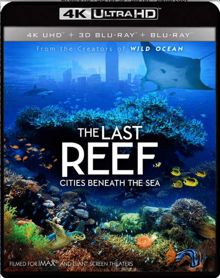 The Last Reef: Cities Beneath the Sea 4K RIP 2012 HDR UHD 2160p