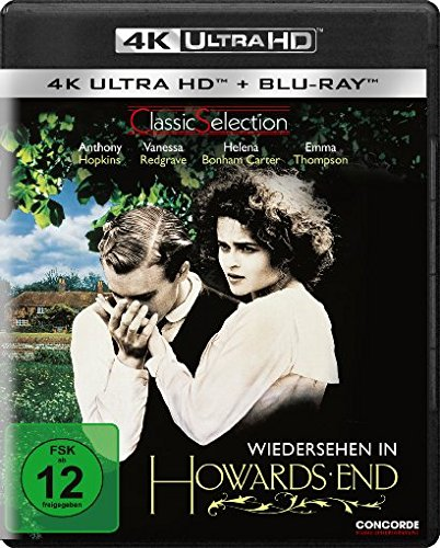 Howards End 4K HDR 1992 RIP 2160p