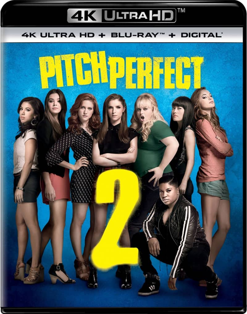 Pitch Perfect 2 4K HDR 2015 RIP UHD 2160p