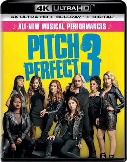 Pitch Perfect 3 4K Blu-ray Rip 2017 UHD 2160p