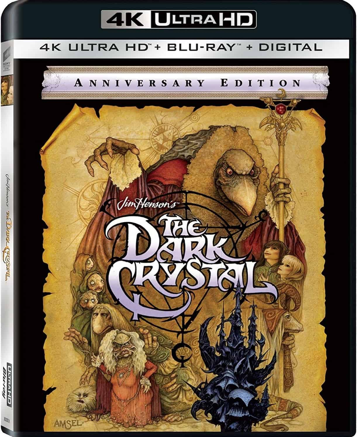 The Dark Crystal 4K Blu-ray rip 1982 UHD 2160p
