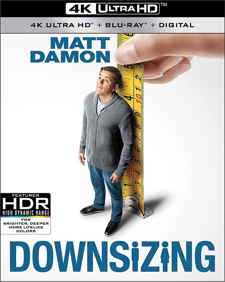 Downsizing 4K Blu-ray RIP HDR 2017 UHD 2160p
