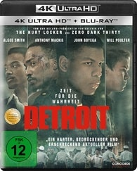 Detroit 4K HDR 2017 Ultra HD 2160p