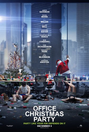 Office Christmas Party 4K HDR 2016 Ultra HD 2160p