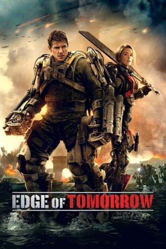 Edge of Tomorrow 4K WEBRip 2014 Ultra HD 2160p