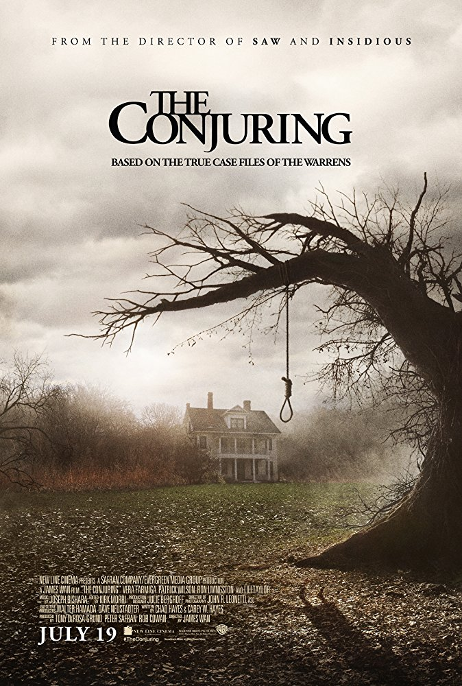 The Conjuring 4K HDR 2013 Ultra HD Rip Blu-ray