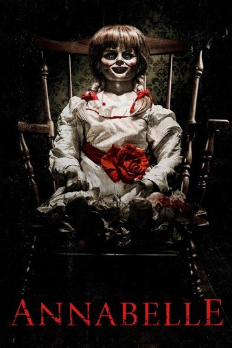 Annabelle 4K 2014 HDR RIP Blu-ray