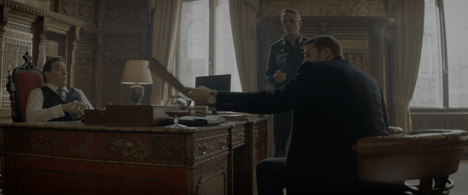 Red Sparrow 2018 4K HDR Ultra HD