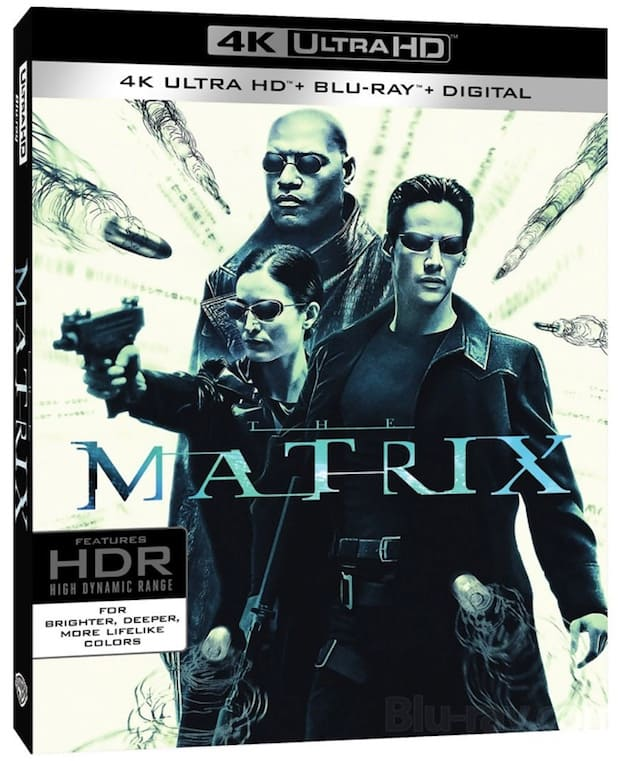 The Matrix 1999 4K Rip