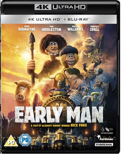 Early Man 4K Rip Blu-ray