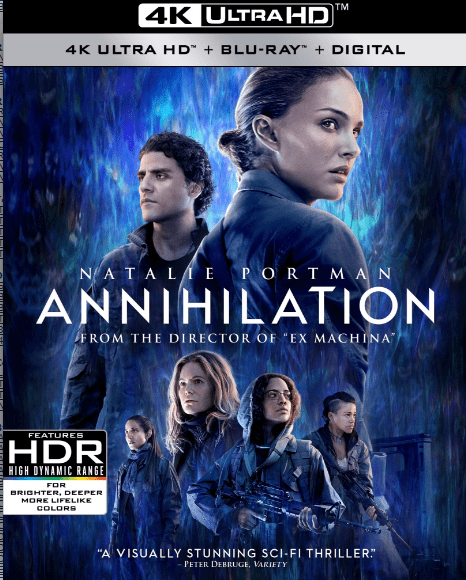 Annihilation 4K blu-ray rip 2018
