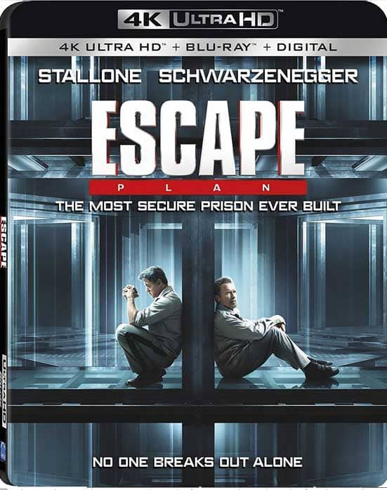 Escape Plan 2013 4K Ultra HD