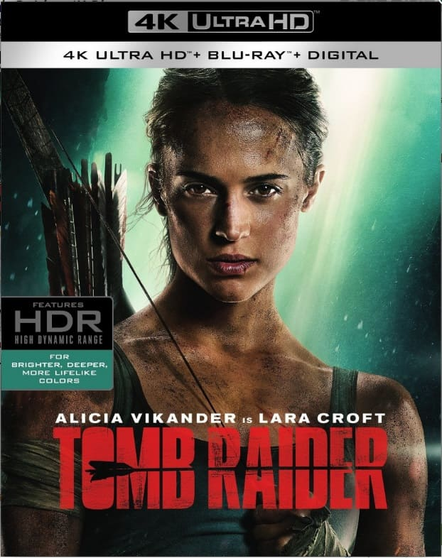 Tomb Raider 4K HDR 2018 INTERNAL