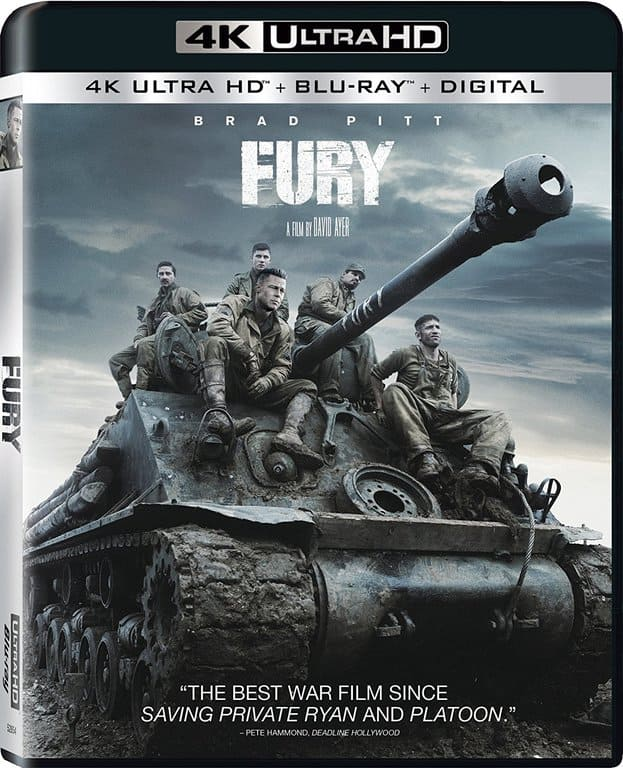 Fury 4K 2014 Ultra HD