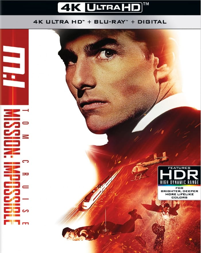 Mission: Impossible 1996 4K Ulta HD