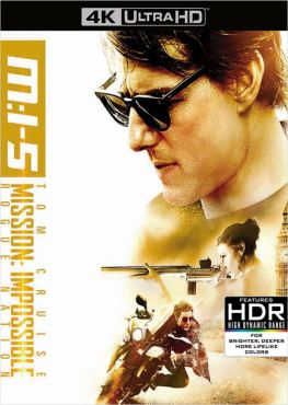 Mission: Impossible - Rogue Nation 2015 4K Ultra HD