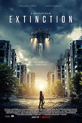 Extinction 4K 2018 Ultra HD 2160p